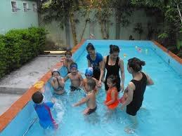 Hồ bơi trường học 02